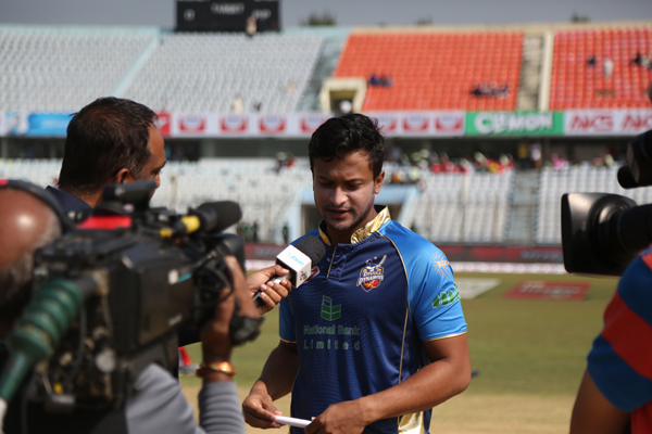 CHITTAGONG VIKINGS WON THE TOSS &ELECTED TO BAT MATCH 29