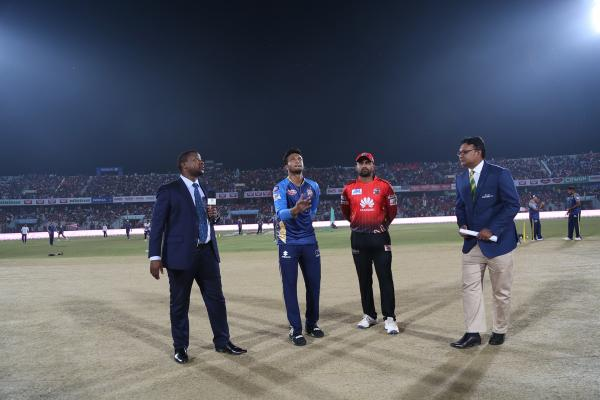 Dhaka Dynamites Won The Toss & Elected To bowl at Nov 29, 2017